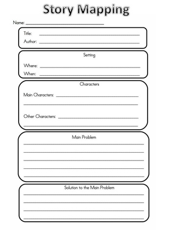 4th grade essay worksheets