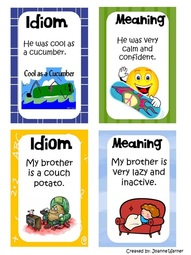 idioms and meanings for kids - photo #28