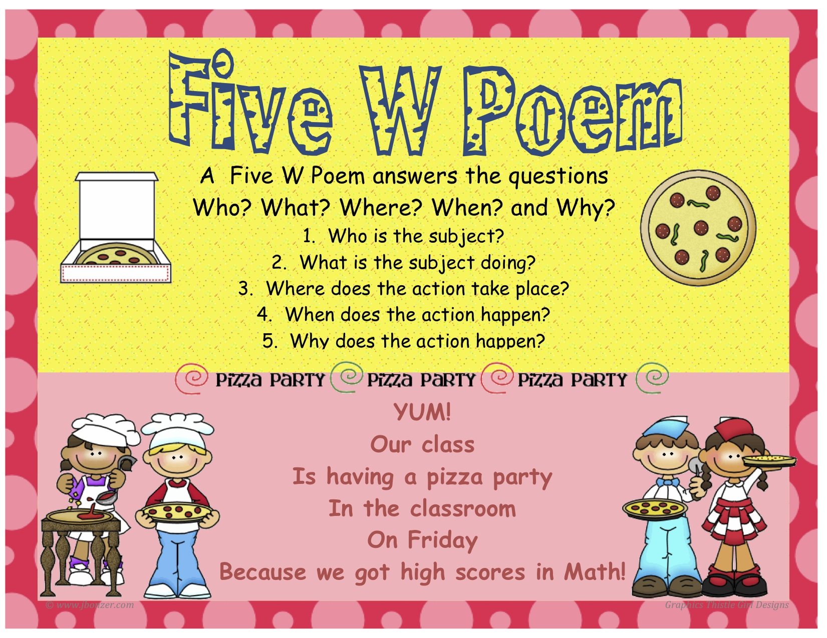 Poetry - Mrs. Warner's 4th Grade Classroom