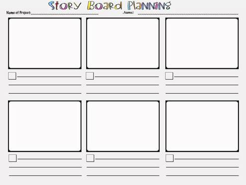 Story Board Planning
