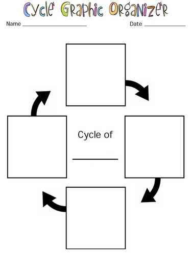 Cycle Graphic Organizer